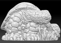 scan turtle trinket obj free