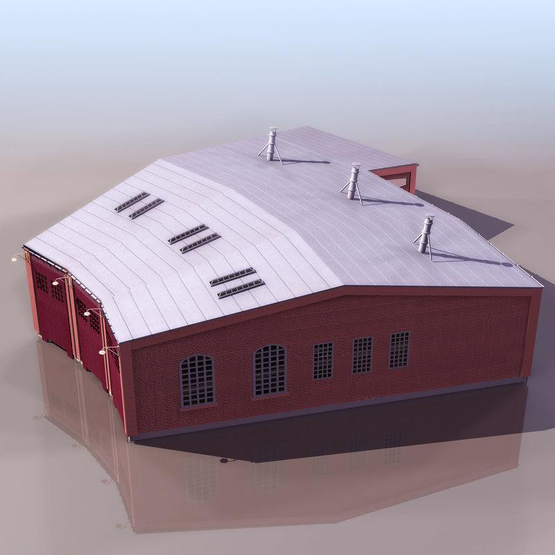 3ds hangar