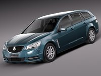 c4d 2013 2014 wagon holden