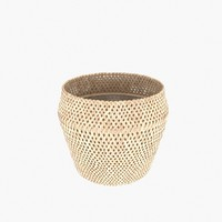 max wicker pot