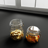 Convex Kitchen Decorations – Dried fruits