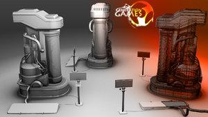 maya cryogenic chamber