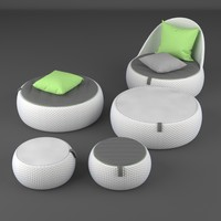 3d lounge furniture dala