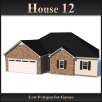 house 12 3ds
