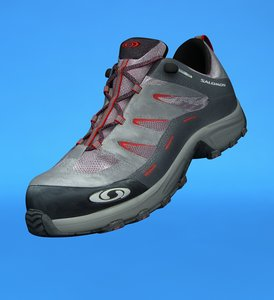 sport shoe obj