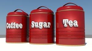 coffee tea sugar max free