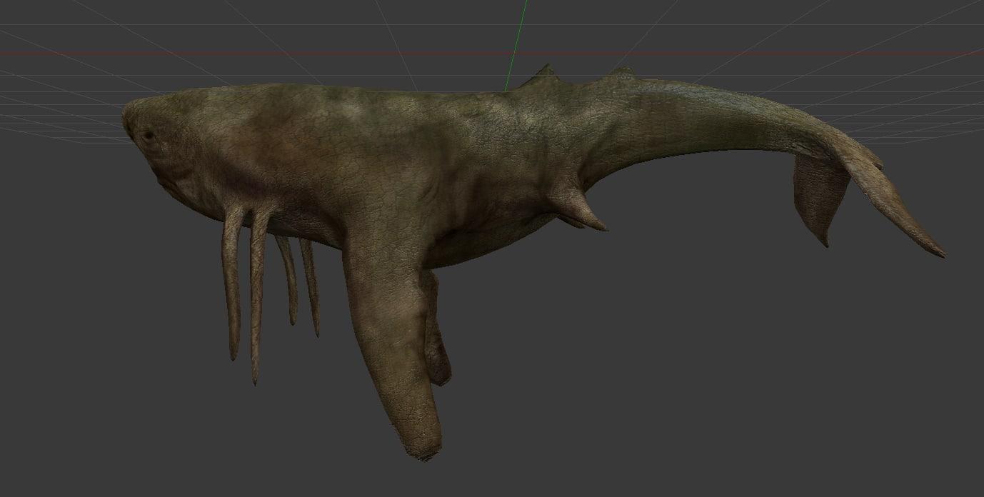 blender whale