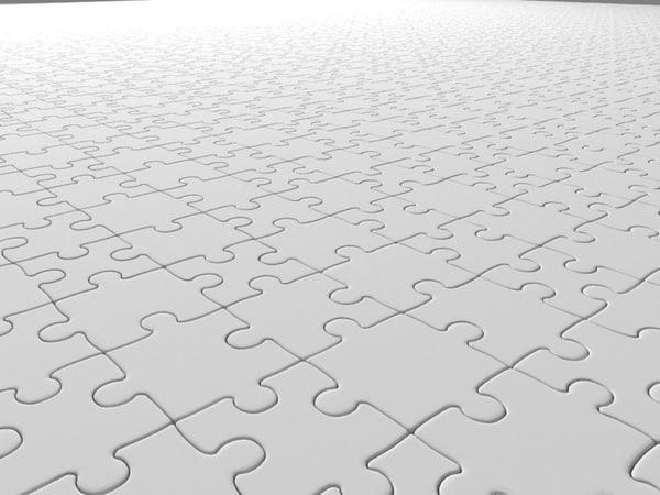 tile puzzle 3d max