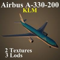 airbus klm max