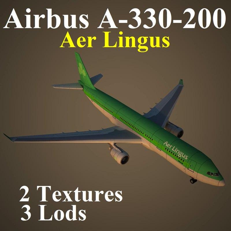 3ds max airbus ein