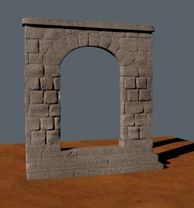 3d old arch