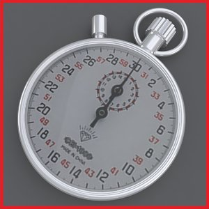 stopwatch watch 3ds