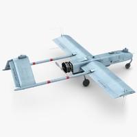 UAV Drone Shadow