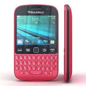 blackberry 9720 samoa pure 3d 3ds