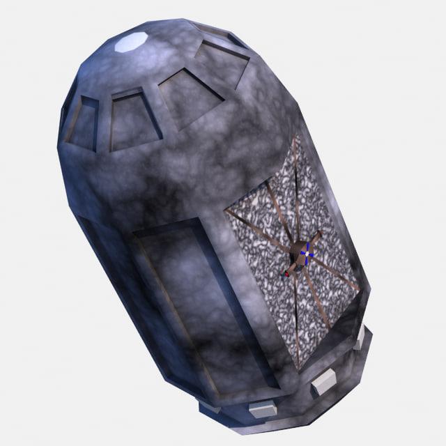 maya escape pod