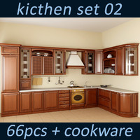 kitchen oven set max
