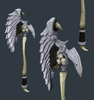 Magraven - axe