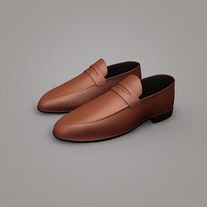 men leather shoes max