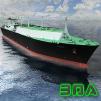 LNG tanker ship Mitsui 137000cm