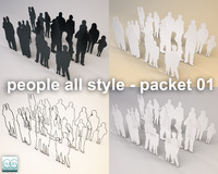 people all style - packet 01