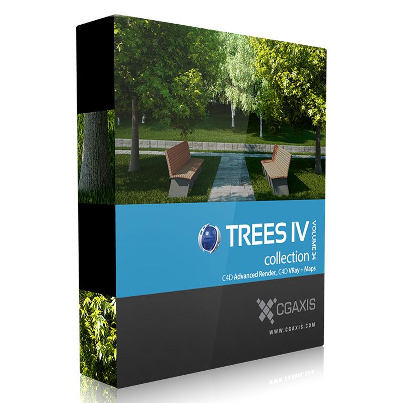 3d volume 34 trees iv
