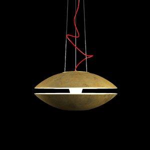 henge u-light lamp 3d max