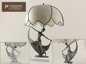 max desk lamp possoni