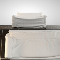 3d cover sofa