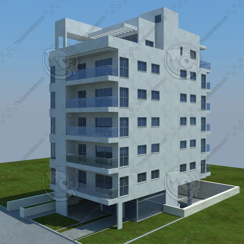 buildings 1 obj