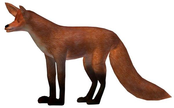 fox obj
