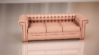 furniture classic sofa 3d max
