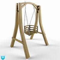 swing wood max