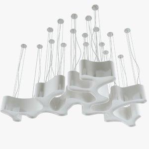 3d model of lightwave kray