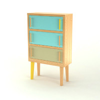 designed wooden 3d max