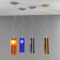 easy pendant lamp kartell 3d model