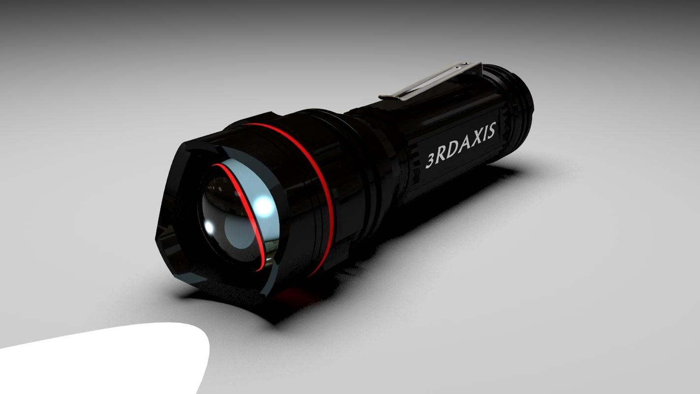 max flashlight ready rendering