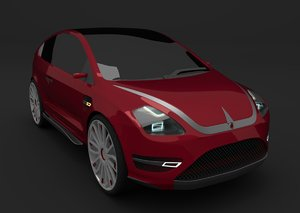sports hatchback 1 3ds