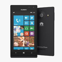 Huawei Ascend W1 Windows Phone Smartphone
