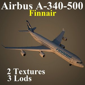 max airbus fin