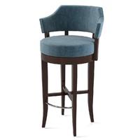 3d pastille bar stool model