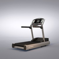 3d fitness treadmill