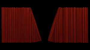 curtain cloth max