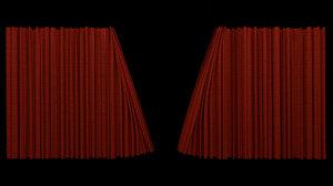 curtain cloth max