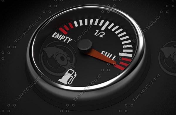 maya automobile fuelmeter