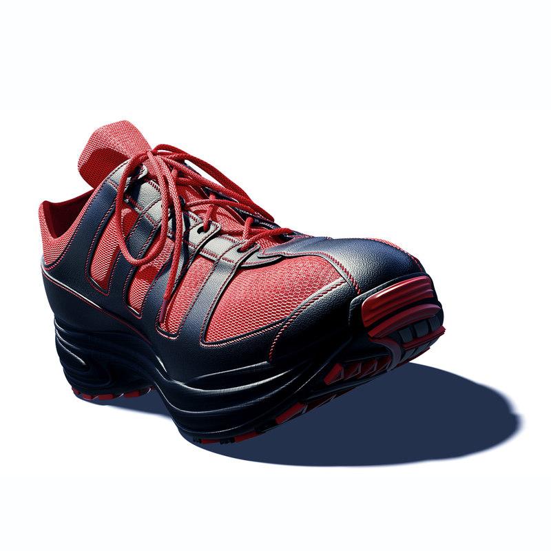 generic sports shoe lwo