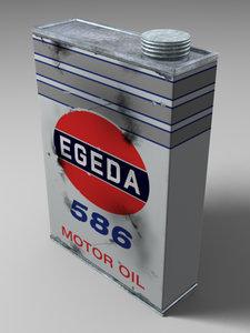 motor oil 3ds
