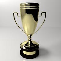 trophy cup 3ds