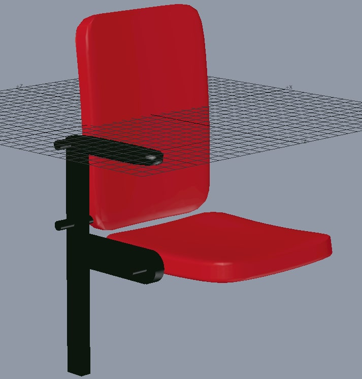lightwave seat chair