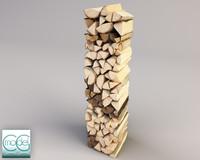 wood pile 4