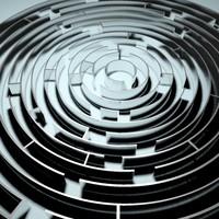 maze circle max